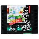 Поглотитель запахов для холодильника Kokubo с древесным углем и ионами серебра, 150 г