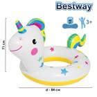 Круг для плавания «Животные», от 3-6 лет, МИКС, 36128 Bestway