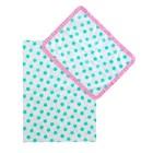 Комплект «Сканди» звёздочка: простыня 145 × 200 см, наволочка 50 × 70 см - 1 шт