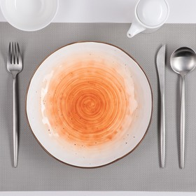 Тарелка глубокая Доляна «Юпитер», 750 мл, d=21,6 см