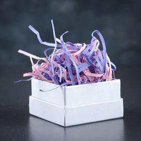 Наполнитель бумажный 'Для неё', микс, розово-фиолетовый, 50 г Ош