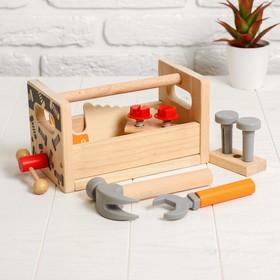 Игровой набор «Верстак плотника»