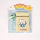 "Gift set ""I'm Happy"": bag + watch"