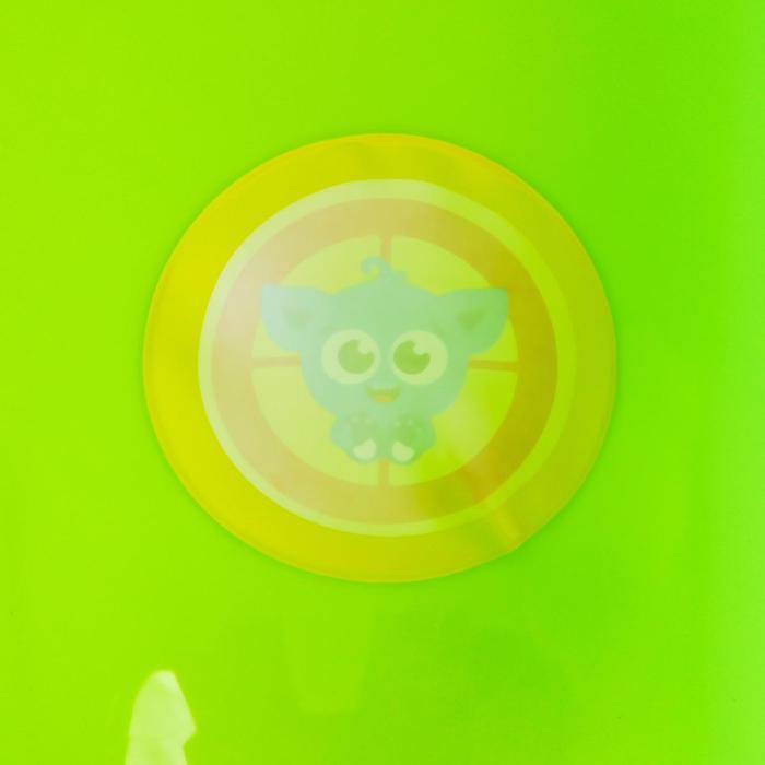 Горшок-писсуар детский «Монстрик», с наклейкой для приучения к горшку