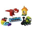 Конструктор Lego «Криэйтор: Модели из кубиков», 123 детали