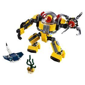 Конструктор Lego «Криэйтор: Робот для подводных исследований», 207 деталей