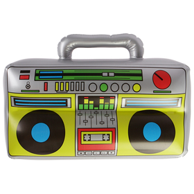 Игрушка надувная «Магнитофон», 40 см
