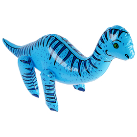 Игрушка надувная «Динозавр», 75 см