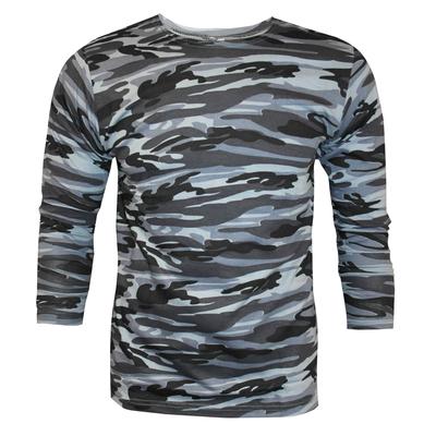 Джемпер мужской, цвет милитари серый, р-р 48