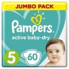 Подгузники Pampers Junior (11-16 кг), 60 шт - фото 105454487