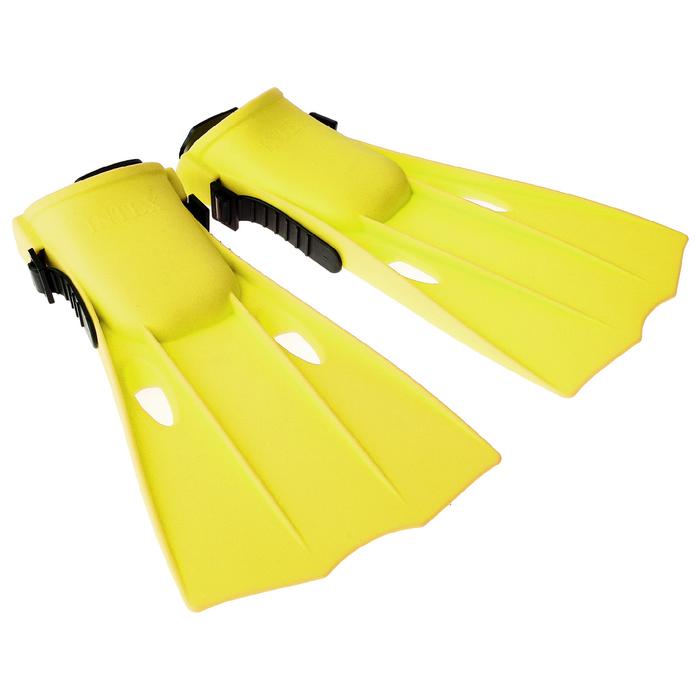 Ласты для плавания, размер 35-37, 55936 INTEX