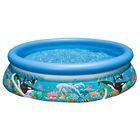 Бассейн надувной Easy Set, с рисунком, 305х76 см 28124 INTEX