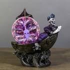 "Плазменный шар ""Пират"" 14х20х22,5 см"