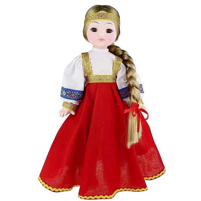 Кукла «Ивановская красавица», 45 см