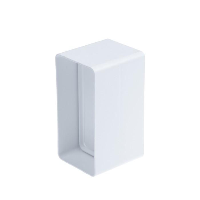 Соединитель TUNDRA, для прямоугольного вентиляционного канала, обратный клапан, 120 х 60 мм   415168