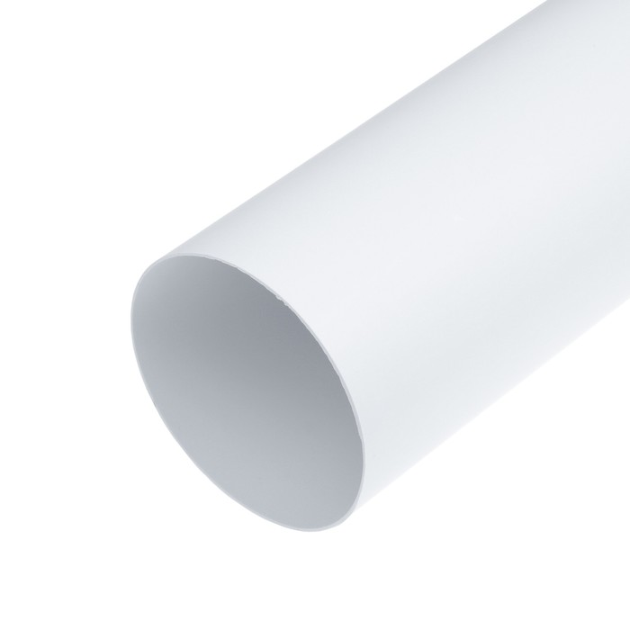 Канал вентиляционный TUNDRA, круглый, d=100 мм, 2 м