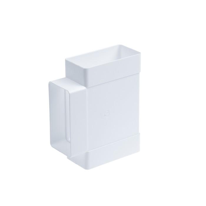 Тройник TUNDRA, для прямоугольного вентиляционного канала, 110 х 55 мм