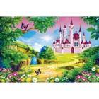 Фотобаннер, 300 × 200 см, с фотопечатью, «Сказочный замок»