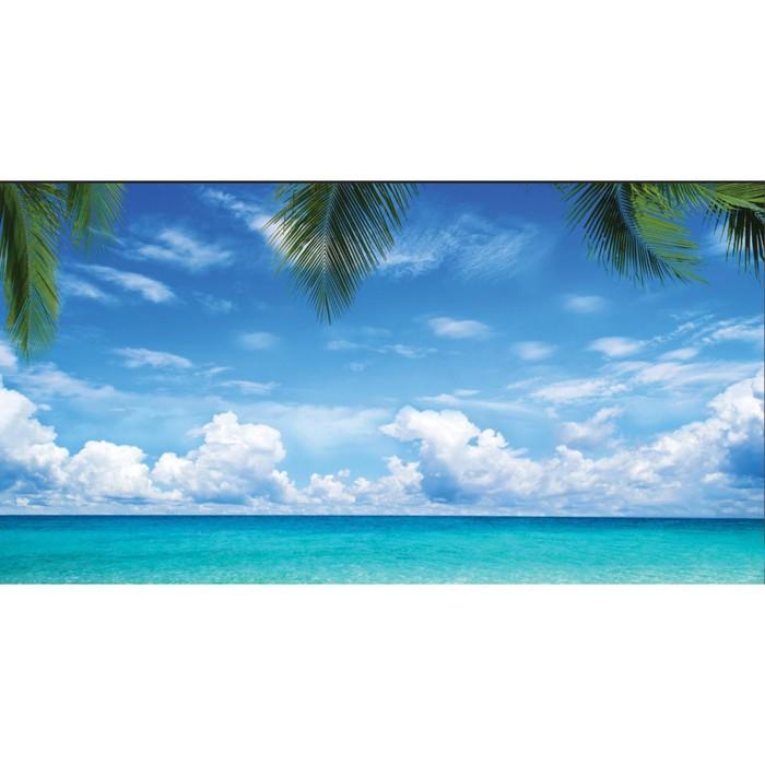 Фотобаннер, 300 × 200 см, с фотопечатью, «Море»