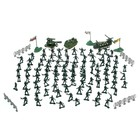 """A set of toy soldiers """"Military"""""""
