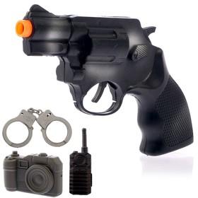 Набор шпиона «Сыщик», 4 предмета