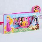 Канцелярский набор, Принцессы Дисней, 6 предметов - фото 989634
