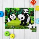 Пазл большой «Мама панда»