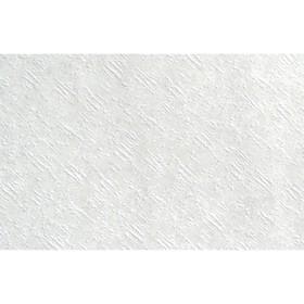 Обои виниловые на флизелине под покраску Elysium Е55825 штрихи белые, 1,06х25 м