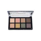 Тени для век La Rosa Nude Eyes Fashion Art Make-up 8-ми цветные, №6
