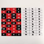 Развивающая игра «Учимся читать быстро», 50 карт - фото 105811543