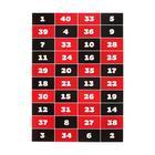 Развивающая игра «Учимся читать быстро», 50 карт - фото 105496128