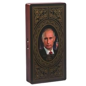 УЦЕНКА Нарды подарочные «Президент», 24 х 12 см в Донецке