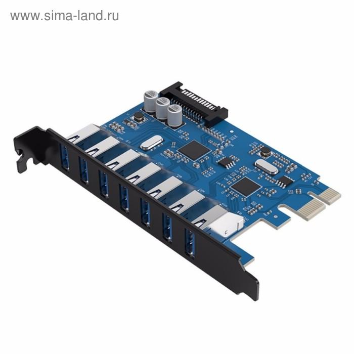 Контроллер PCI-E Orico PVU3-7U