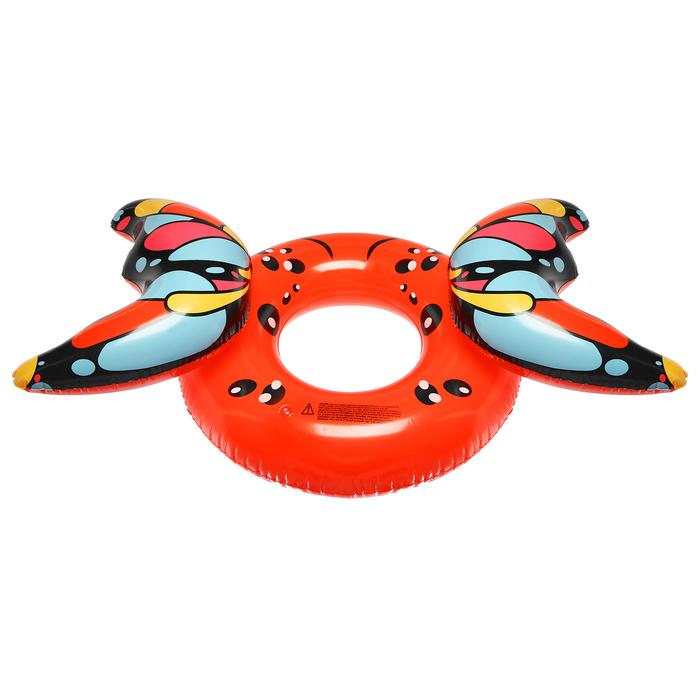 Круг для плавания «Бабочка», 160 х 110 см