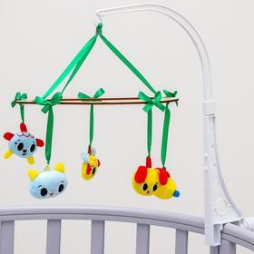 Подвеска с игрушками на мобиль «Домашние животные»