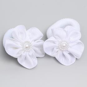 Набор резинок для волос, феи ВИНКС: Блум 2 шт, МИКС (текстиль)