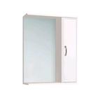 Зеркало-шкаф Венеция Панда 60 без подсветки, правое арт.10250