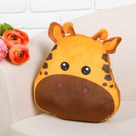 Мягкая игрушка-подушка «Жираф»