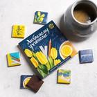 Шоколад в конверте «Любимому учителю», 9 шт, 45 г
