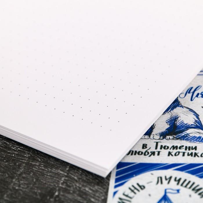 Смешбук «Тюмень», 21 х 15 см, 36 листов, на спирали - фото 366908714