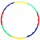 The Hoop is collapsible, 80 cm
