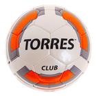 Мяч футбольный Torres Club, F30035, размер 5