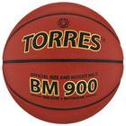 Мяч баскетбольный Torres BM900, B30037, размер 7