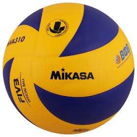 Мяч волейбольный Mikasa MVA310, размер 5