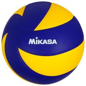 Мяч волейбольный Mikasa MVA330, размер 5, клееный