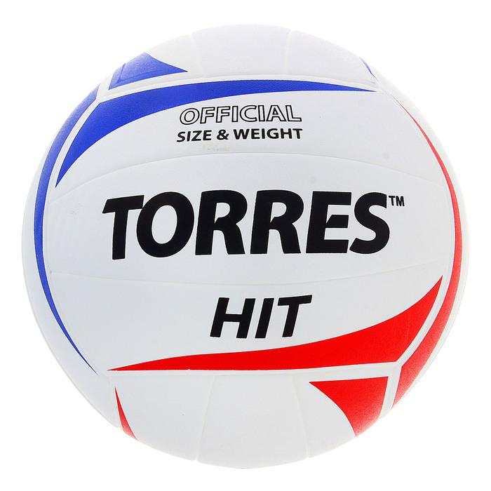 Мяч волейбольный Torres Hit, V30055, размер 5