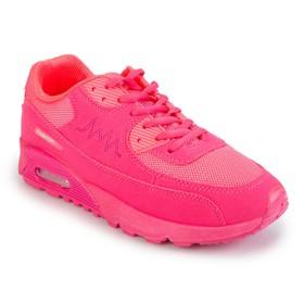 Кроссовки женские 115, розовый, размер 40