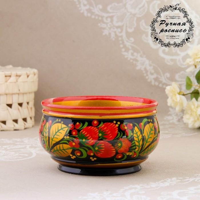 Чашка «Ягодка», 14×8 см. хохлома