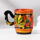 """Mug """"Baby"""", 6×8 cm, Khokhloma"""