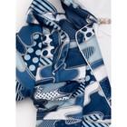 Комбинезон-трансформер для девочки, цвет голубой, дюспа, рост 68 - фото 105564539